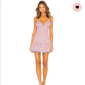 Lovers + Friends Heidi Mini Dress in Multi